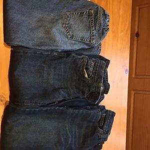 Crazy 8 boys size 7 jeans